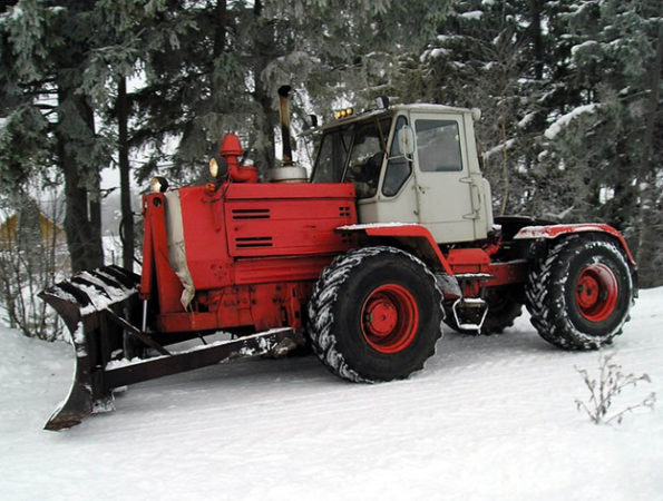 трактор т-150кд