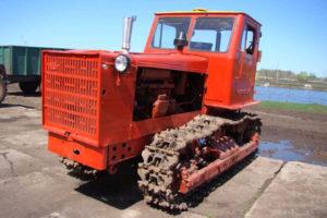 Трактор Т-4А: технические характеристики