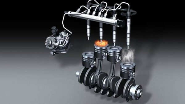 - Система зажигания