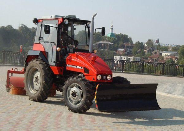 Навесное оборудование трактора «ВТЗ-2048А»