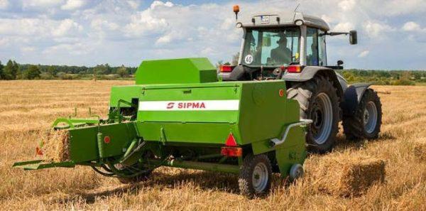 Новые и б/у пресс-подборщики «Sipma Z-224» на рынке