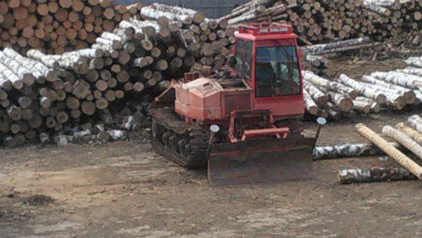 Опыт эксплуатации тракторов «Онежец-320»