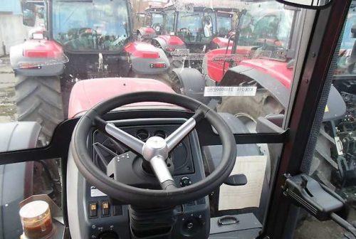 Кабина трактора «КамАЗ ХТХ-215»