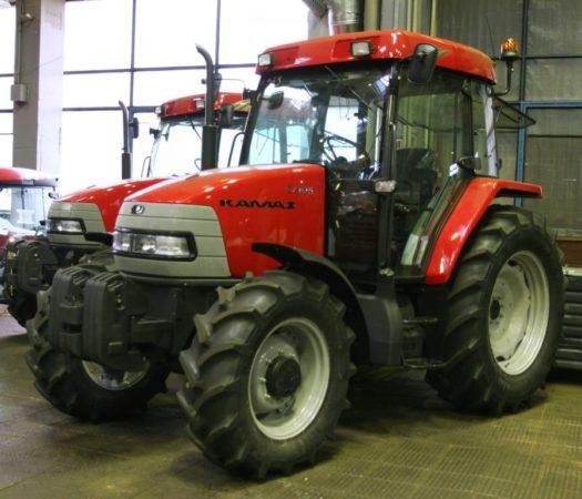 Трактор Камаз СХ 105