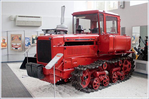 Двигатели «ДТ-75»