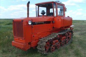 Трактор «ДТ-75»: технические характеристики