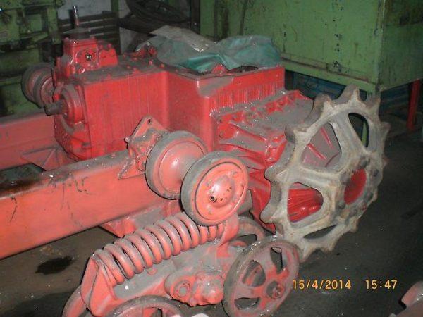 Трансмиссия трактора «ДТ-75»
