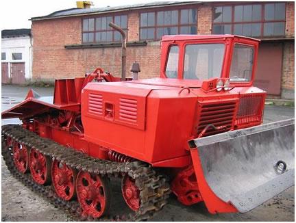 trelevochnyj-traktor-tdt-55-Istoriya-sozdaniya