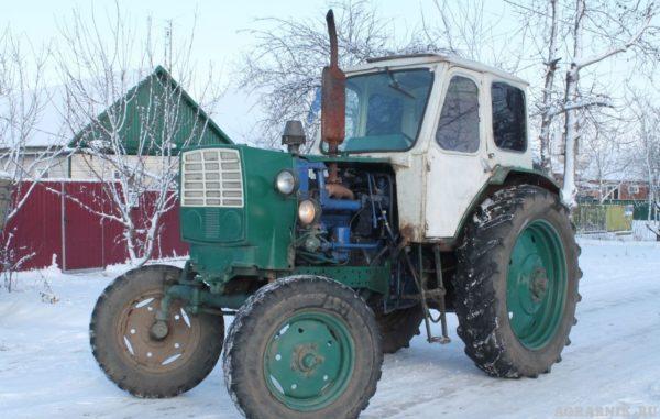 UMZ-6AL 1978-1986