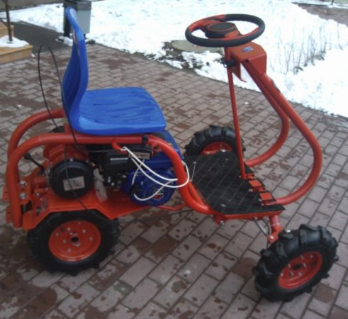 adapter dlya motoblokov salyut