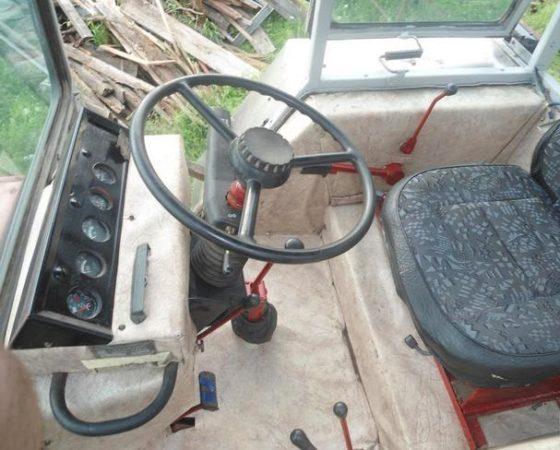 kabina UMZ-6 AKL 1992