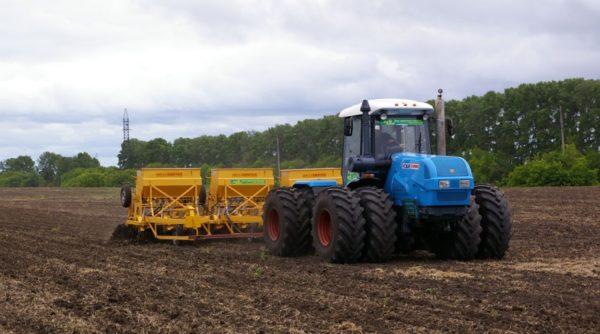 Сцепление трактора хтз 17221